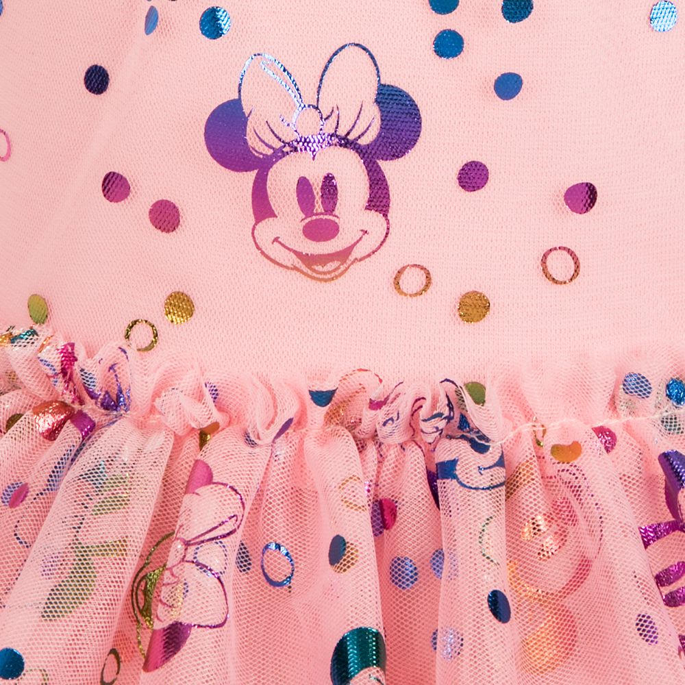 Minnie Mouse Party Dress for Girls