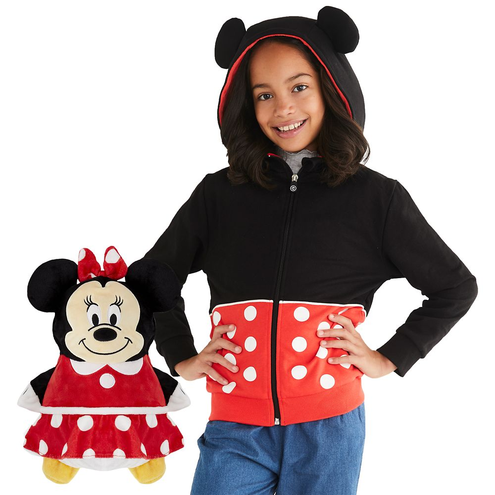 Minnie Mouse Cubcoat for Kids