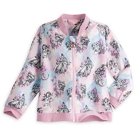 Disney Princess Lightweight Jacket for Girls