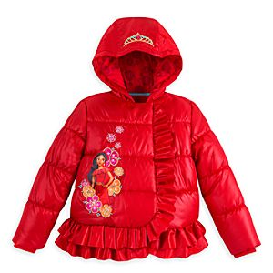 Elena of Avalor Winter Jacket for Girls