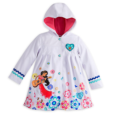 Elena of Avalor Rain Jacket for Girls