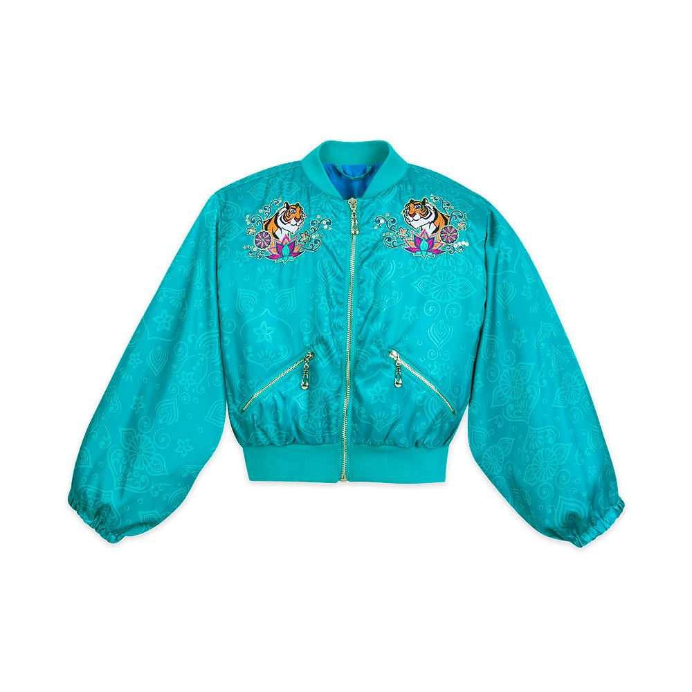 Aladdin Bomber Jacket for Girls – Live Action Film