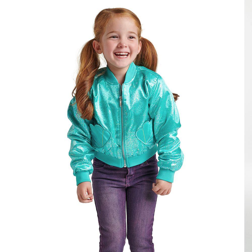 Ariel Varsity Jacket for Girls – Personalized