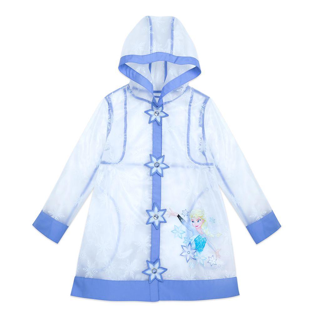 Elsa Rain Jacket for Kids