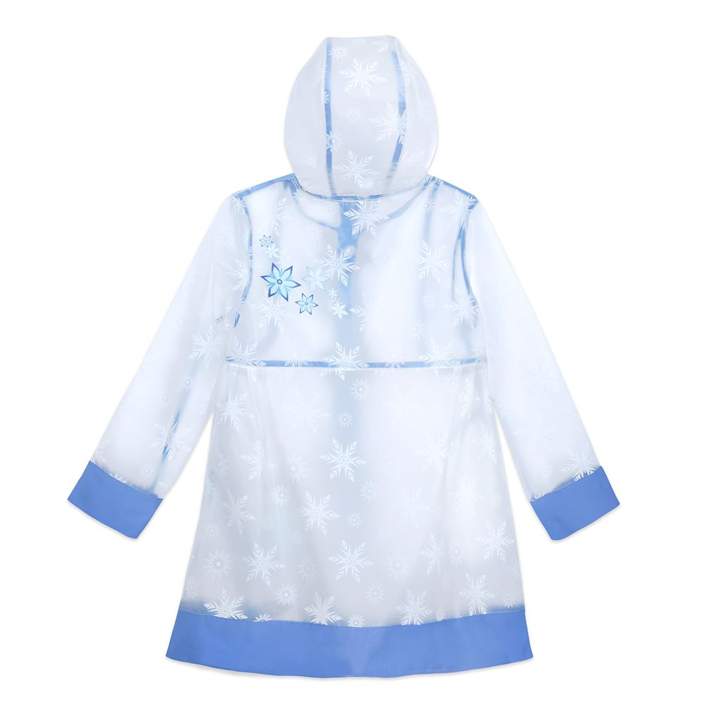 Elsa Rain Jacket for Kids