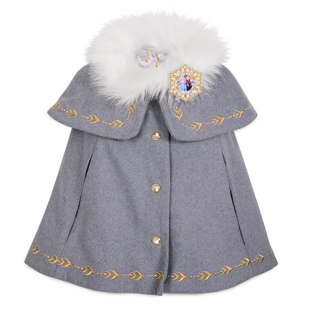 Frozen 2 Cape for Girls