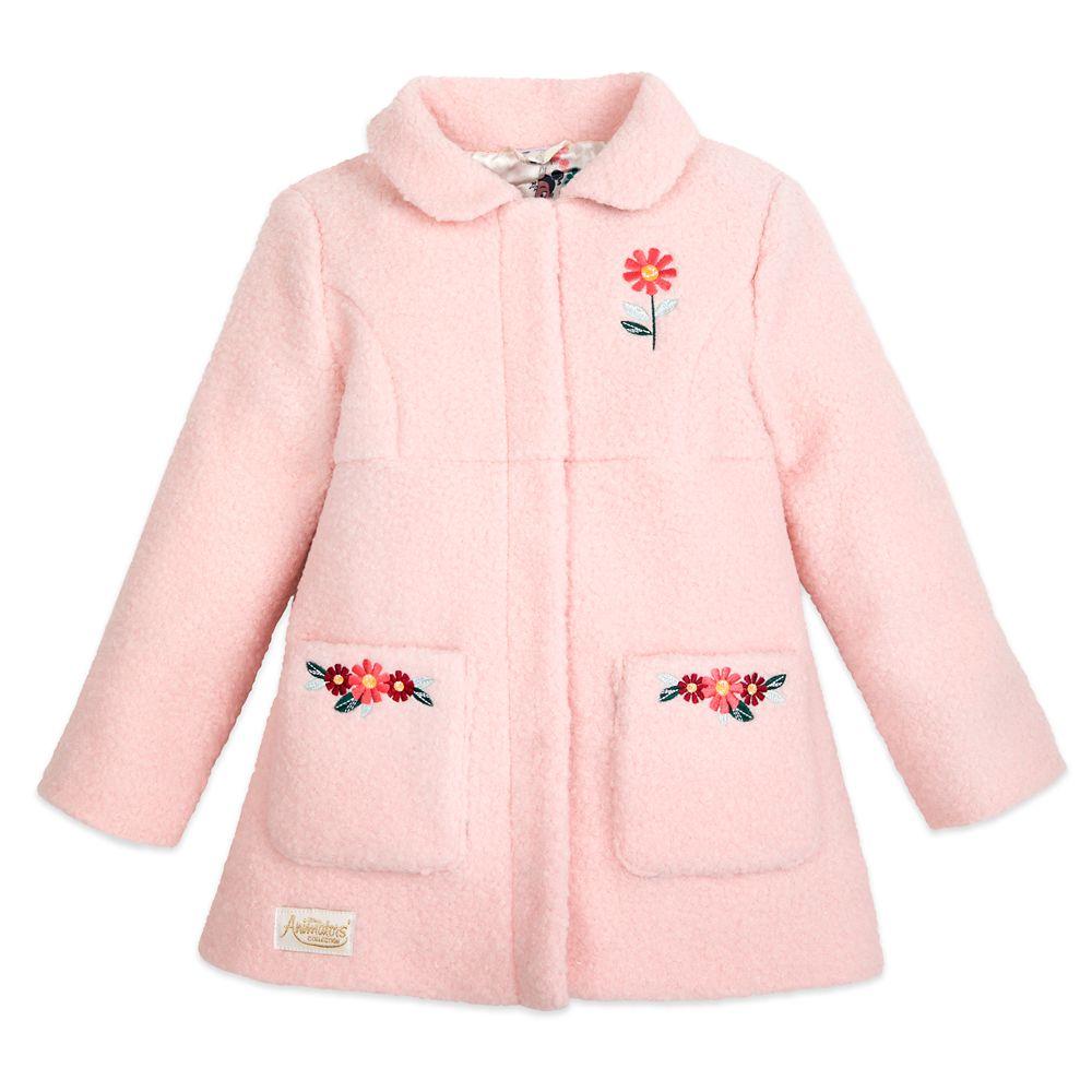 Disney Animators' Collection Pink Coat for Girls