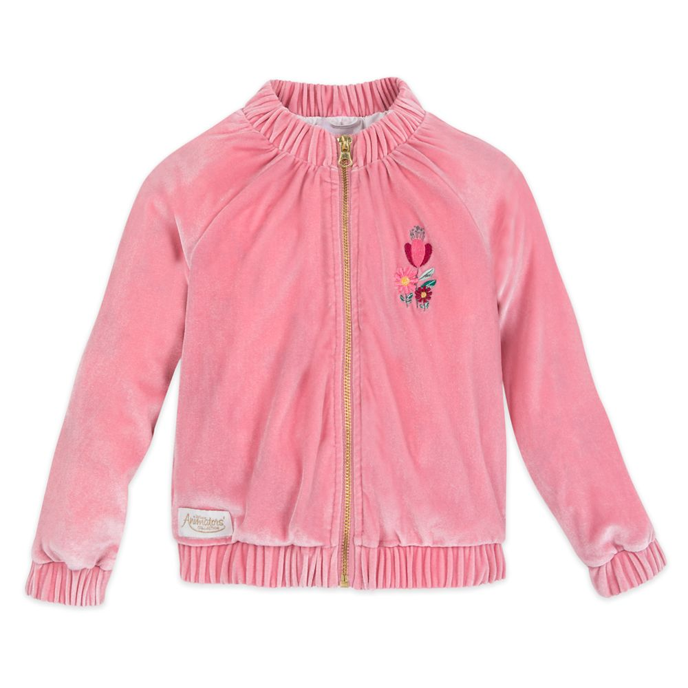Disney Animators' Collection Velour Jacket for Girls
