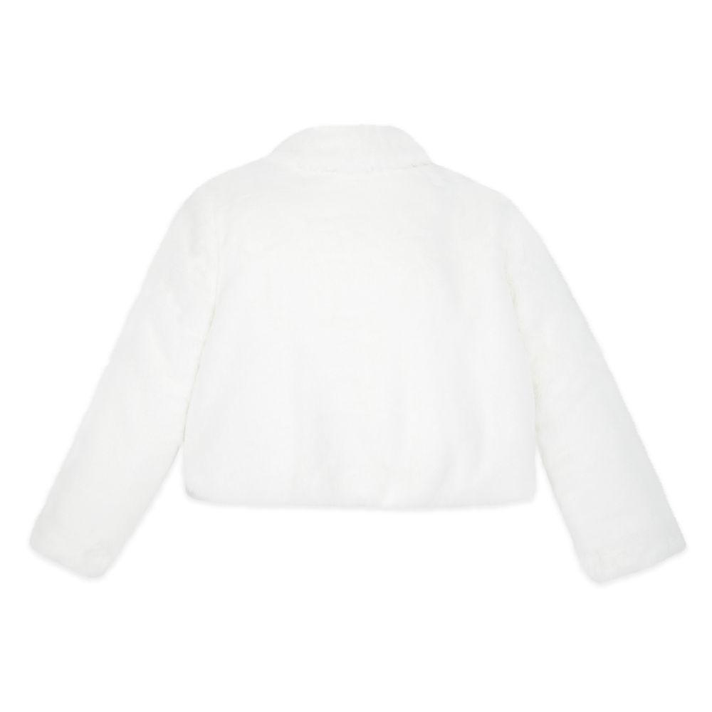 Disney Princess Faux Fur Jacket for Girls