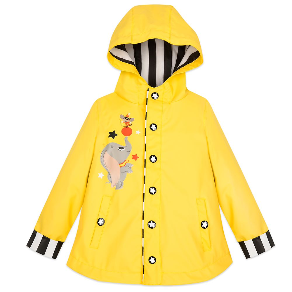 Dumbo Rain Jacket for Kids