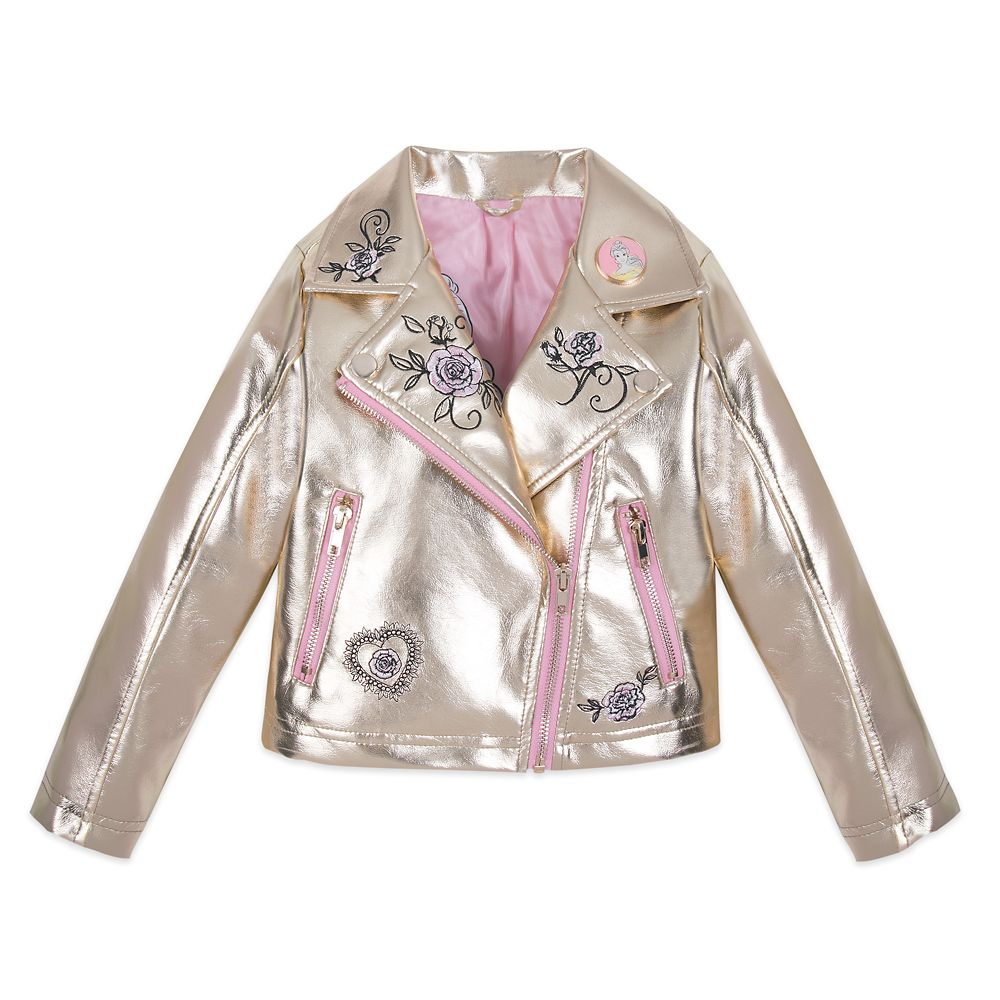 Belle Moto Jacket for Girls