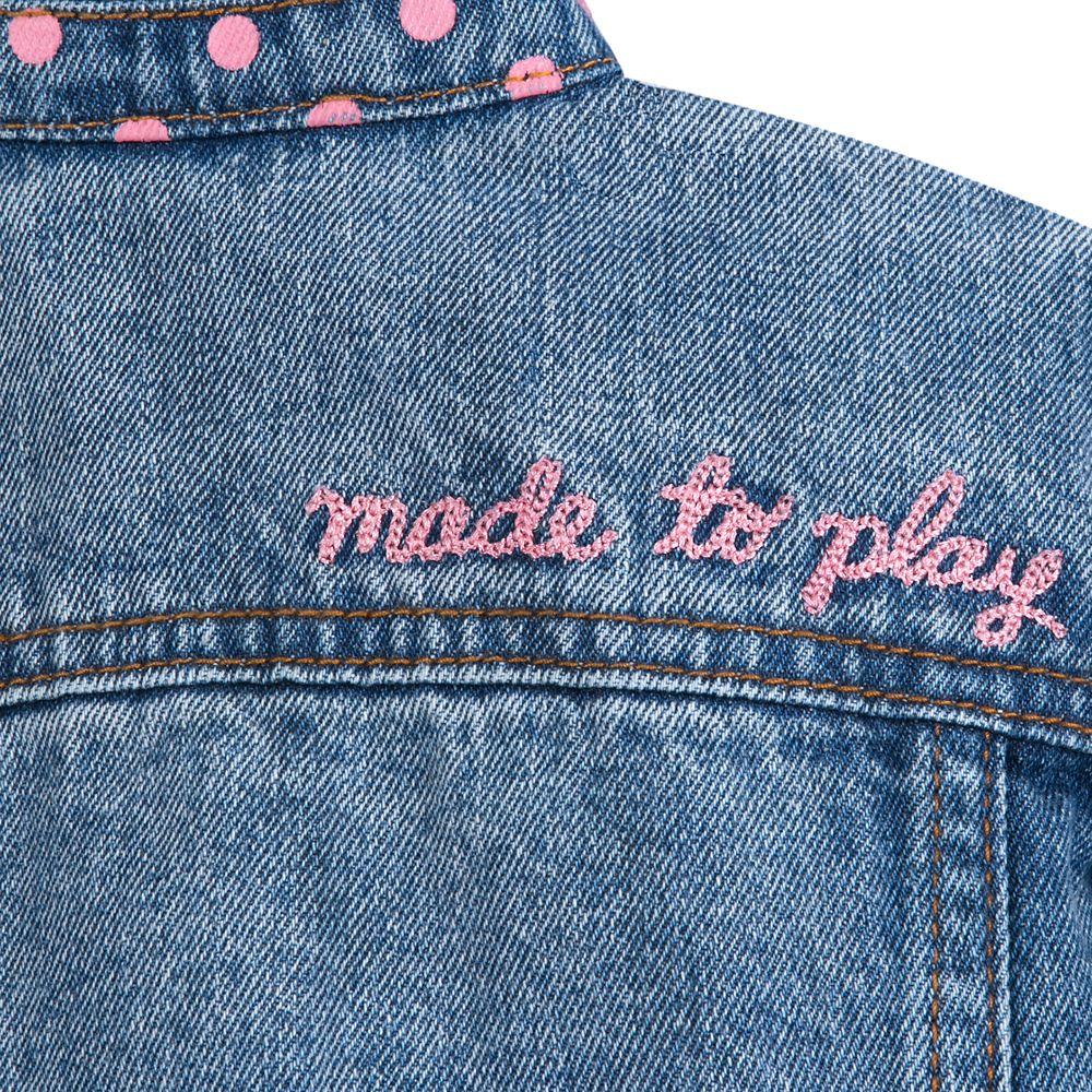 Toy Story 4 Denim Jacket and Headband for Girls