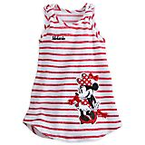 Minnie Mouse Swim Cover Up for Girls - Personalizable
