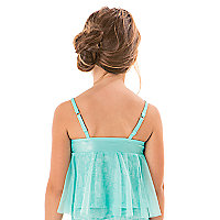 Elsa Deluxe Swimsuit for Girls - 2-Piece