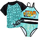 Star Wars Swim Set for Girls - 3-Pc.