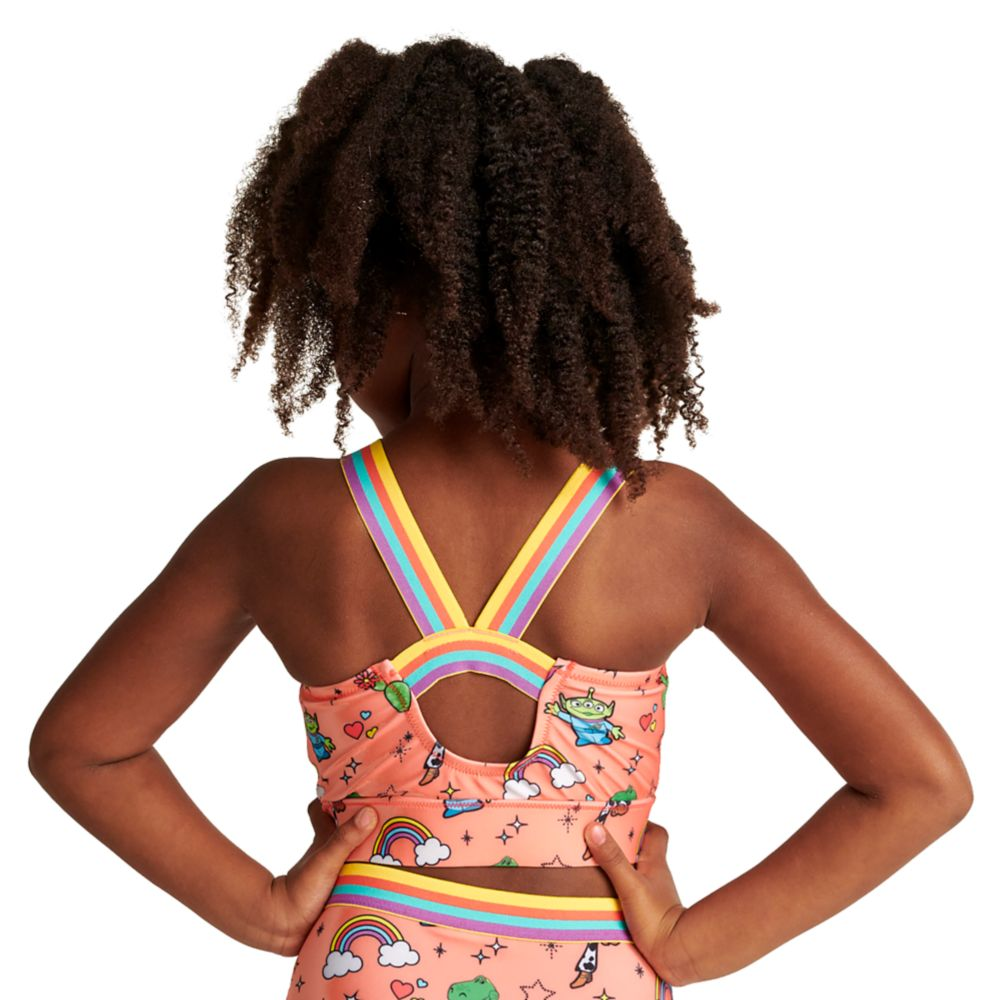 Toy Story 4 Swimsuit for Girls