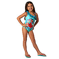 Elena of Avalor Swimsuit for Girls