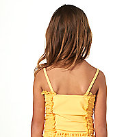 Belle Swimsuit for Girls - 2-Piece