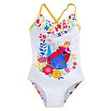 Anna and Elsa Swimsuit for Girls
