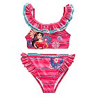 Elena of Avalor Swimsuit for Girls - 2-Piece