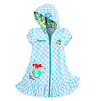 Ariel Swim Cover-Up for Girls - Personalizable