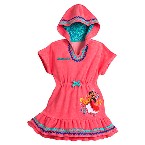 Elena of Avalor Swim Cover-Up for Girls - Personalizable