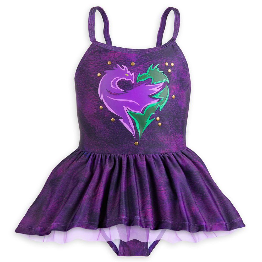 Descendants Two-Piece Swimsuit for Girls
