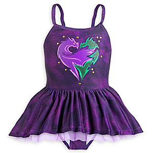 Descendants Two-Piece Swimsuit for Girls