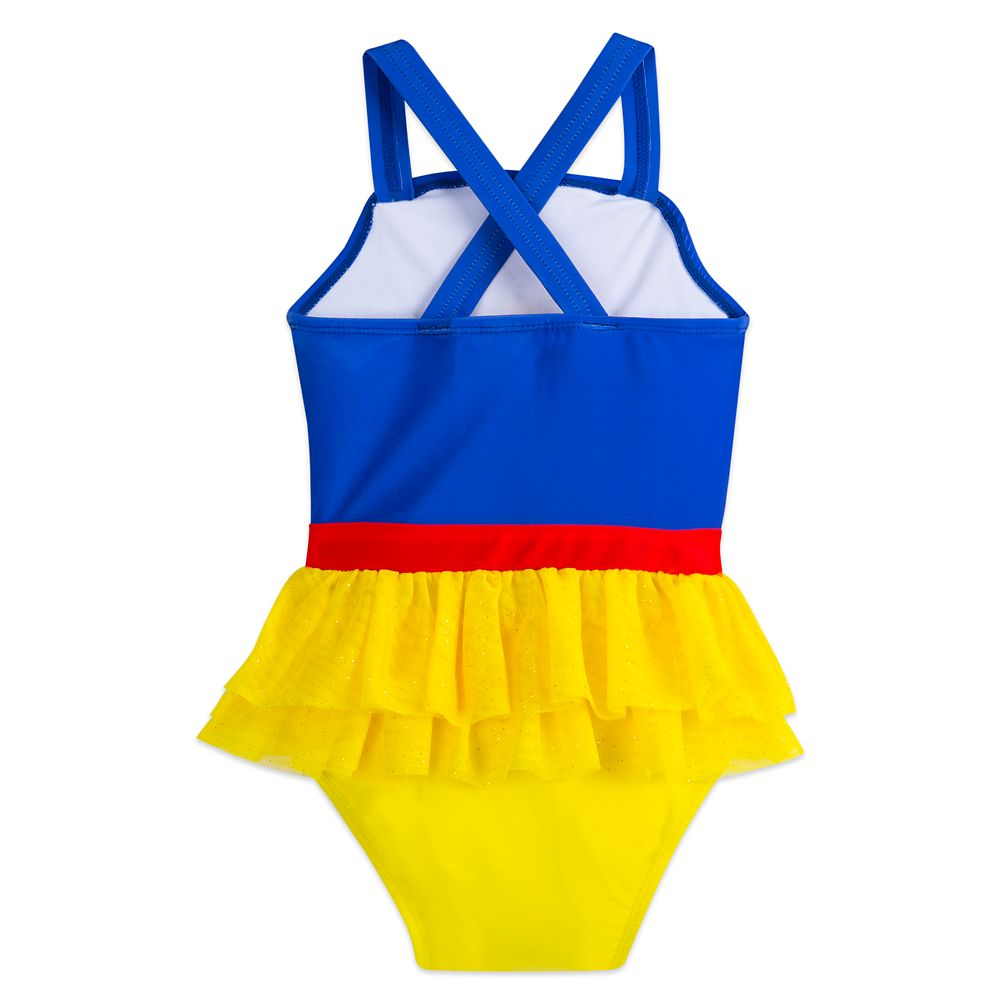 Snow White One-Piece Swimsuit for Girls