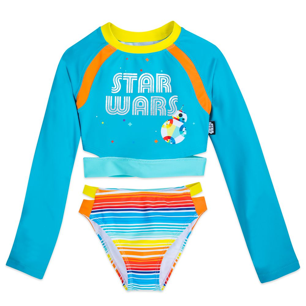 BB-8 Swimsuit for Girls – Star Wars