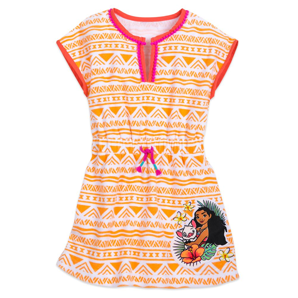 Moana Cover-Up for Girls – Personalized