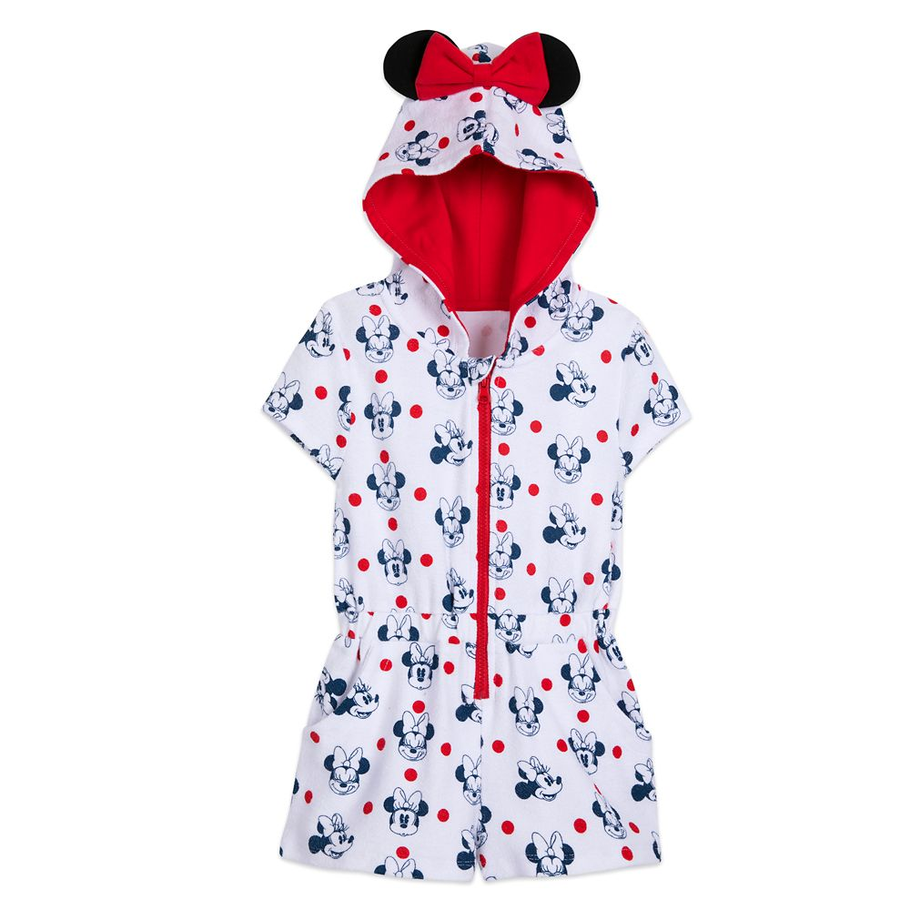 Minnie Mouse Cover-Up for Girls – Personalized