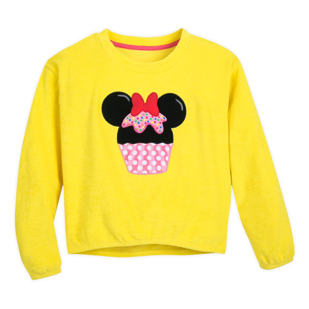 Minnie Mouse Cupcake Cover-Up for Girls