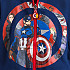 Captain America: Civil War Reversible Zip Hoodie for Boys