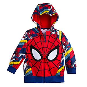 Spider-Man Zip Hoodie for Boys 5804040730295M