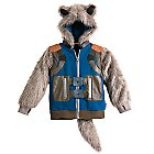 Rocket Hooded Costume Jacket for Boys - Guardians of the Galaxy Vol. 2
