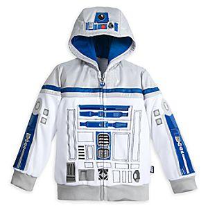 R2-D2 Costume Hoodie for Boys - Star Wars