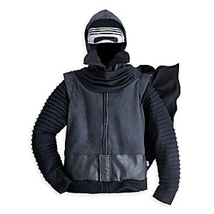 Kylo Ren Hoodie for Kids - Star Wars: The Force Awakens 5804040731702M