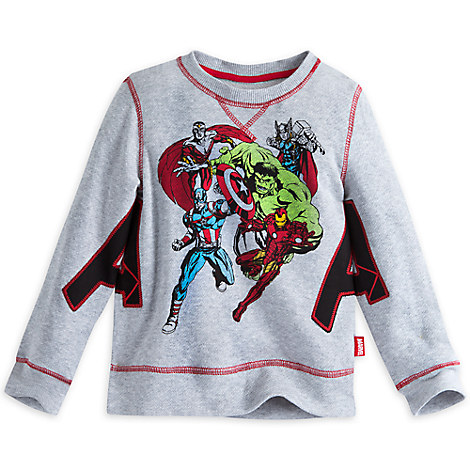Avengers Sweatshirt for Boys