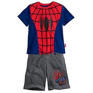 Spider-Man Short Set for Boys 5804046860294M