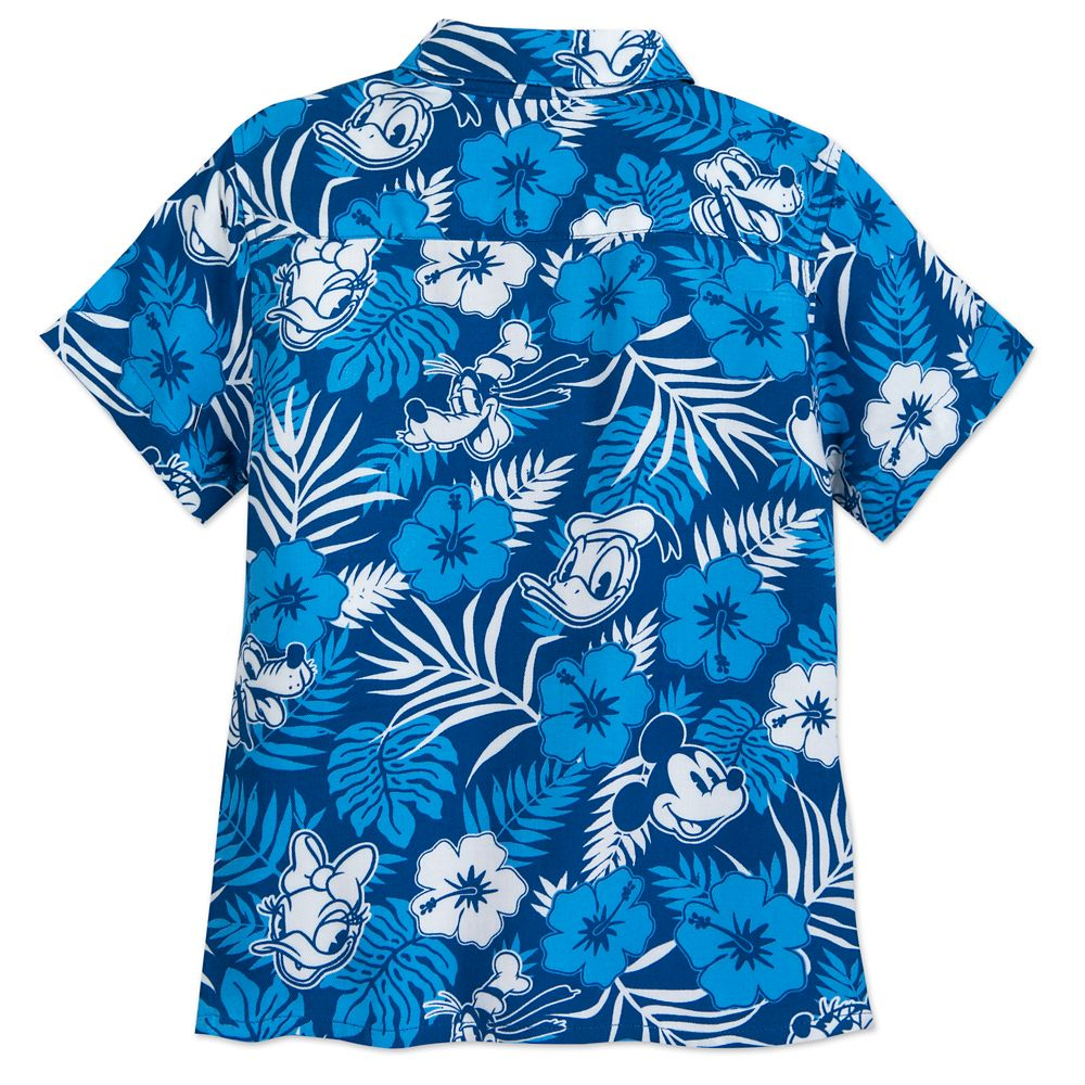 Mickey Mouse and Friends Aloha Shirt for Boys – Disney Hawaii