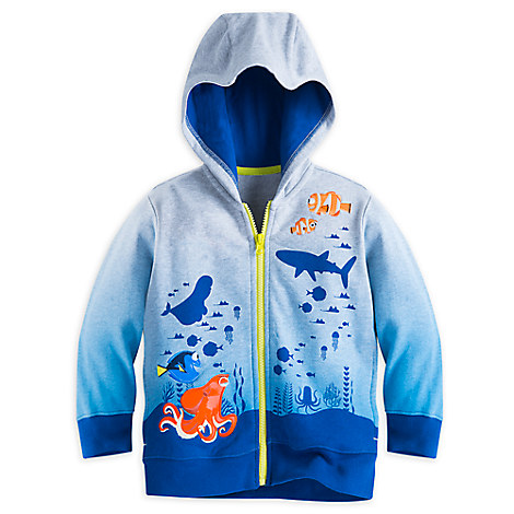 Finding Dory Zip Hoodie for Boys - Personalizable