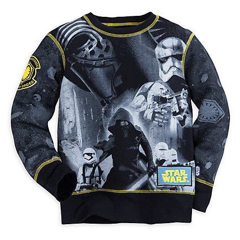 Star Wars: The Force Awakens Sweatshirt for Boys