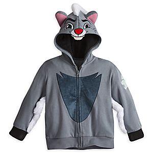 Bunga Character Zip Hoodie for Kids