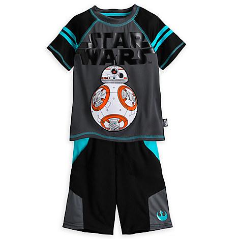 BB-8 Short Set for Boys - Star Wars