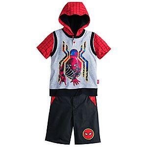 Spider-Man Short Set for Boys 5804057390417M