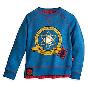 Spider-Man: Homecoming Fashion Sweatshirt for Boys