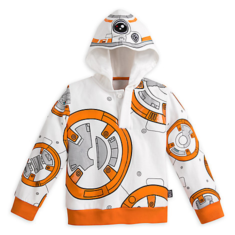 BB-8 Hoodie for Boys - Star Wars: The Force Awakens