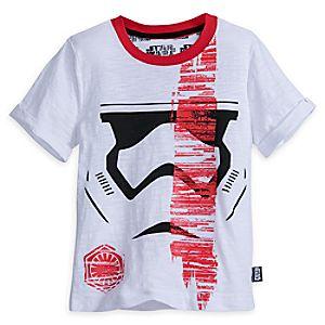 Stormtrooper Ringer T-Shirt for Kids – Star Wars: The Last Jedi