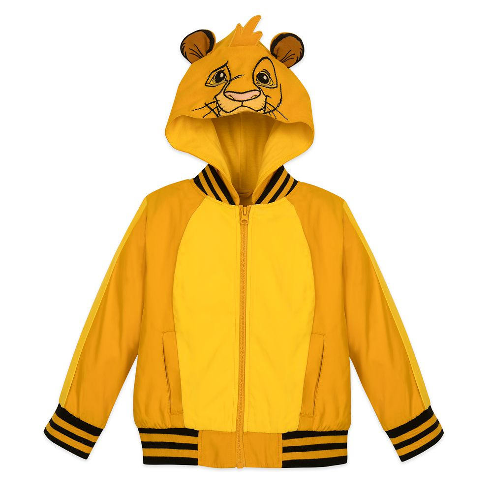 Simba Hooded Jacket for Boys  The Lion King Official shopDisney